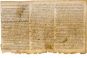 The Great Isaiah Scroll, Columns 28-30, Qumram Cave I, C.100 BC
