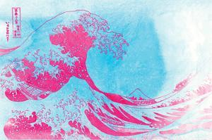 The Great Pink Wave