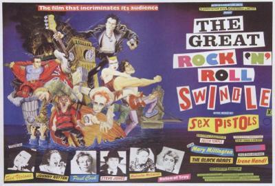 The Great Rock 'N' Roll Swindle