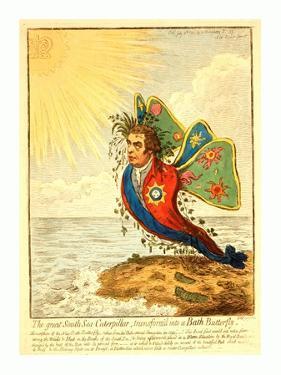 The Great South Sea Caterpillar