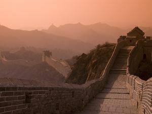 The Great Wall of China at Jinshanling, UNESCO World Heritage Site, China, Asia