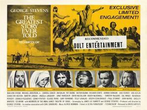 The Greatest Story Ever Told, 1965