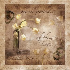 The Greatest Virtue is Love