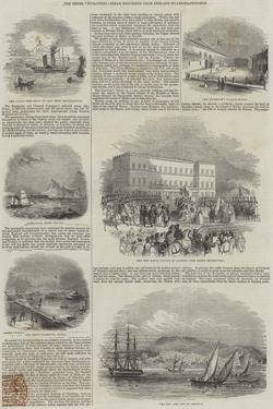 The Greek Revolution, Steam Excursion from England to Constantinople