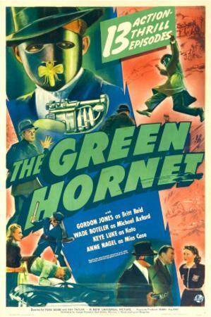 The Green Hornet, Gordon Jones, Anne Nagel, Keye Luke, Gordon Jones, Wade Boteler, Anne Nagel, 1940