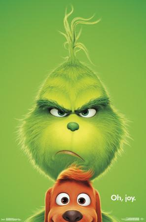 THE GRINCH - KEY ART