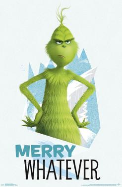 THE GRINCH - MERRY WHATEVER