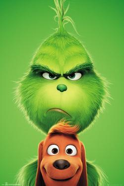 The Grinch - The Grinch and Max