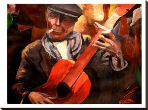 The Guitarrero by M Bleichner