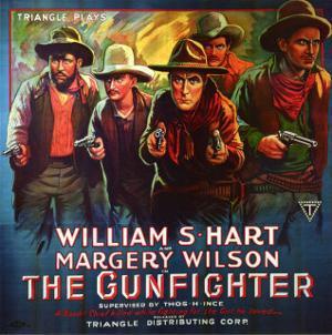 The Gunfighter, 1917