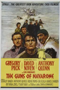 The Guns of Navarone, 1961
