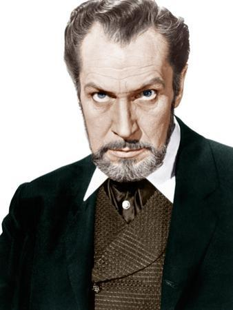The Hainted Palace, Vincent Price, 1963