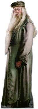 The Half-Blood Prince - Professor Dumbledore