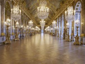 The Hall of Mirrors (State after Restoration in 2007)