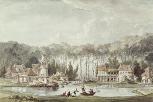 The Hameau, Petit Trianon