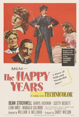 The Happy Years