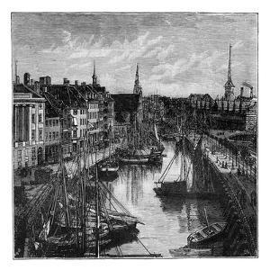 The Harbour, Copenhagen, Denmark