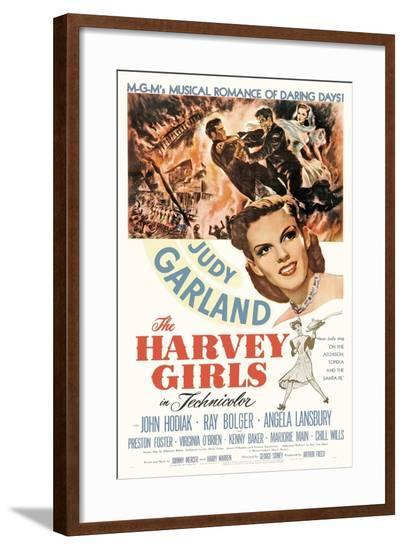 The Harvey Girls, 1946, Directed by George Sidney--Framed Giclee Print