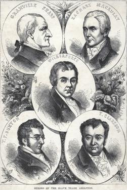 The Heroes of the Slave Trade Abolition