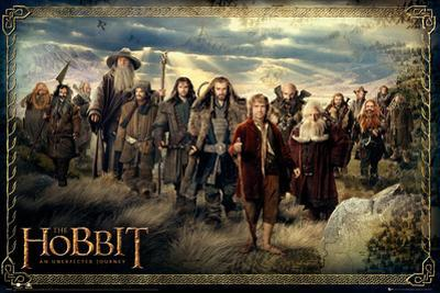 The Hobbit-Cast