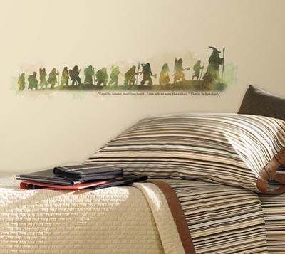 The Hobbit Quote Peel & Stick Wall Decals