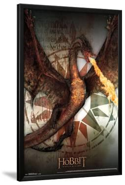 The Hobbit: The Battle Of The Five Armies - Smaug