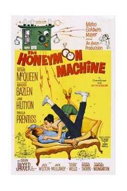 The Honeymoon Machine, Steve Mcqueen, Brigid Bazlen, 1961