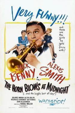 The Horn Blows at Midnight, Alexis Smith, Jack Benny, Dolores Moran, 1945