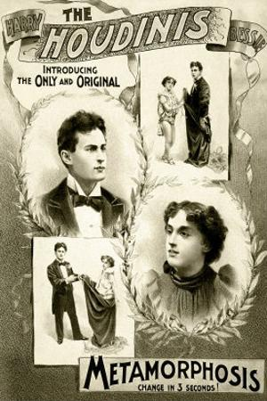 The Houdinis, Harry, Bessie Introducing the Only and Original