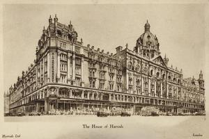 The House of Harrods, London