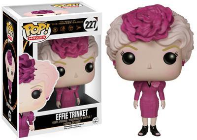 The Hunger Games - Effie Trinket POP Figure