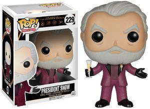 The Hunger Games - President Snow POP Figure