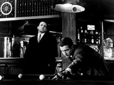 The Hustler, George C. Scott, Paul Newman, 1961