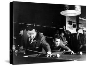 The Hustler, Jackie Gleason, Paul Newman, 1961