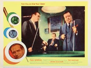 The Hustler, L-R: Paul Newman, Jackie Gleason, 1961