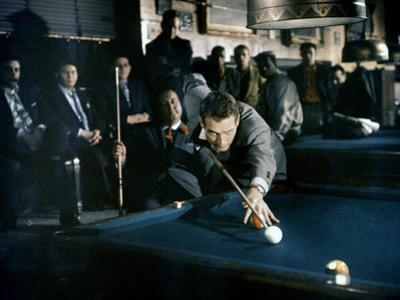The Hustler, Paul Newman, Directed by Robert Rossen, 1961