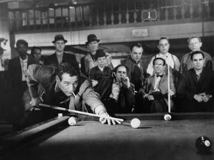 The Hustler, Paul Newman, Michael Constantine, 1961