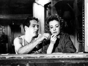 The Hustler, Paul Newman, Piper Laurie, 1961