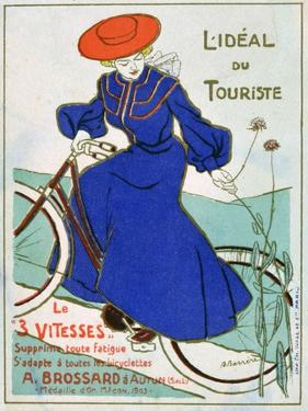 The Ideal Tourist Bike, Brossard, 3 Speeds, 1903