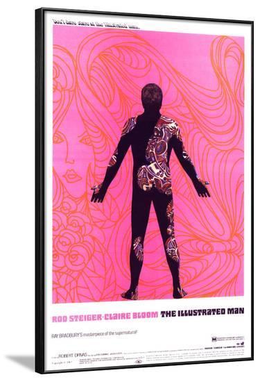 The Illustrated Man--Framed Poster