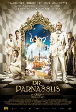 The Imaginarium of Doctor Parnassus - Turkish Style