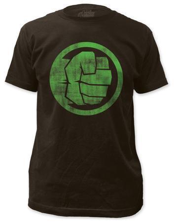 The Incredible Hulk - Fist Bump (slim fit)