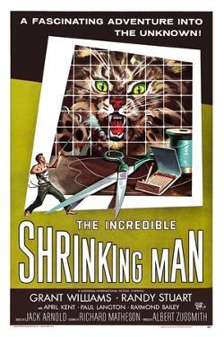 The Incredible Shrinking Man, 1957
