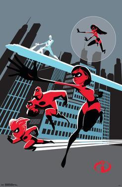The Incredibles 2 - Artistic