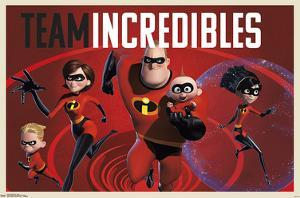 The Incredibles 2 - Team Family