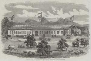 The Industrial and Agricultural Exhibition at Coimbatore, Madras Presidency