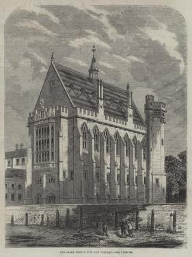 The Inner Temple New Law Library