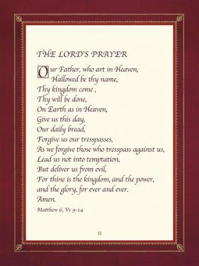 The Lord's Prayer by The Inspirational Collection