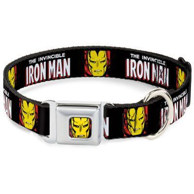 The Invincible Iron Man - Dog Collar