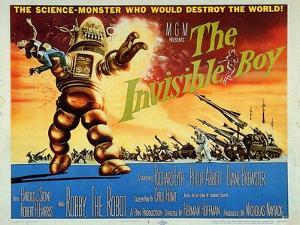 The Invisible Boy, 1957